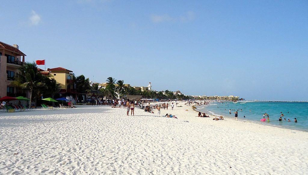 Mexique Playa del Carmen