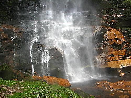 Pérou Catarata de Gocta